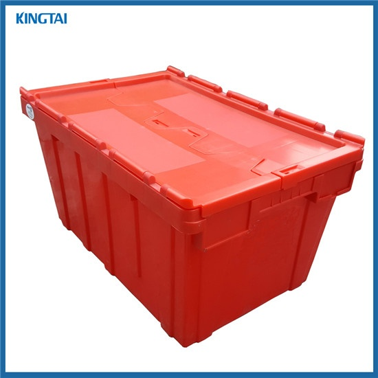Attached Lid Container 600*400*315mm